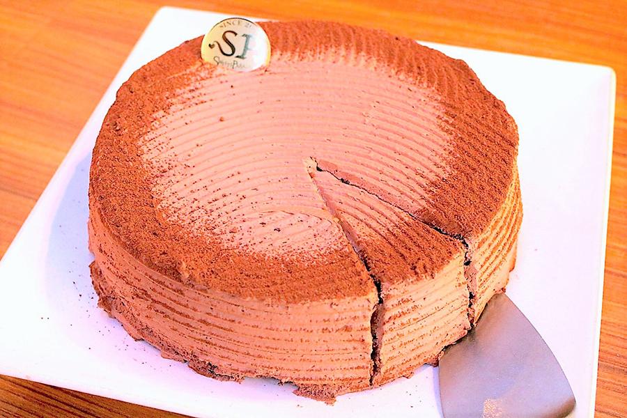 スイーツパラダイス 新宿東口店 チョコレートケーキ