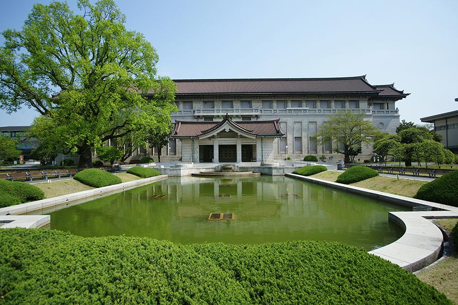 上野ミュージアムウィーク 外観