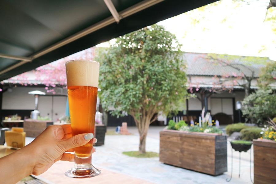 福生のビール小屋ビール