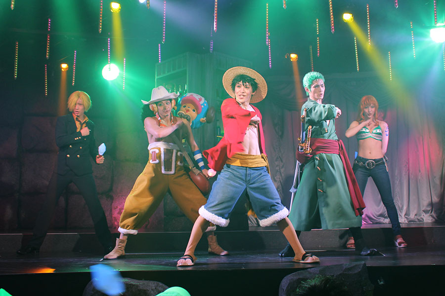 ONE PIECE LIVE ATTRACTION『PANTOM』