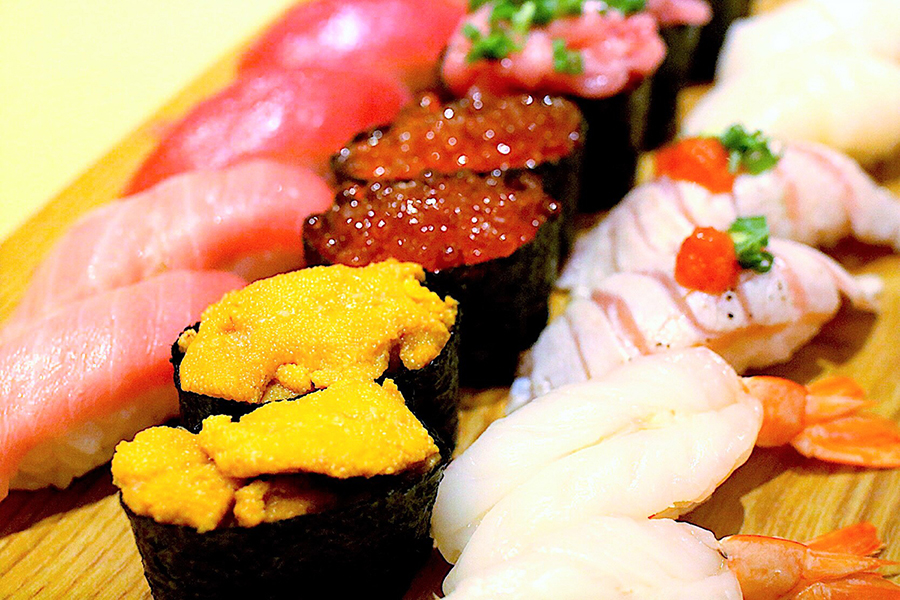 雛鮨 ヤマダ電機LABI1日本総本店 お寿司