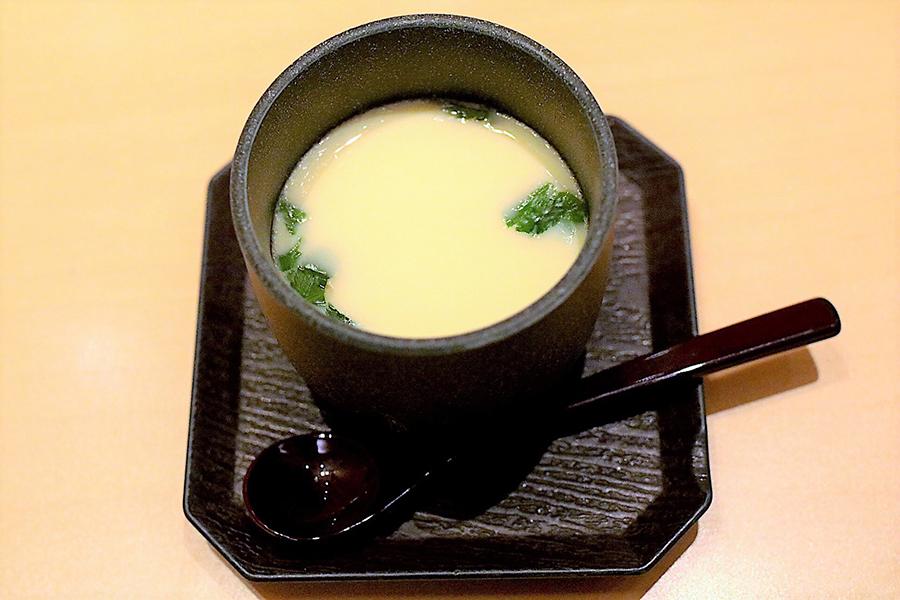 雛鮨 ヤマダ電機LABI1日本総本店 茶碗蒸し