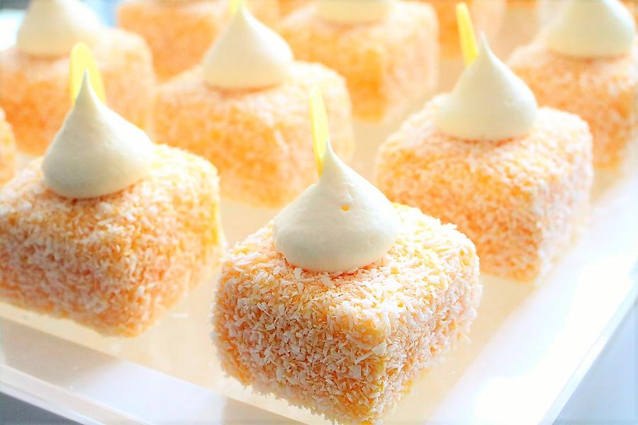 サマーデザートブッフェ ケーキ