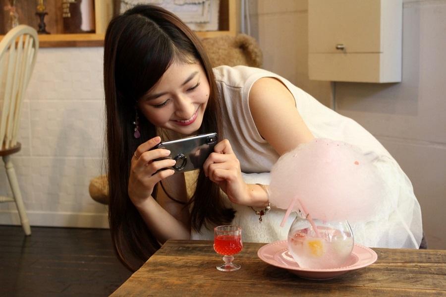 HIROMAN'S COFFEE金魚鉢ソーダ