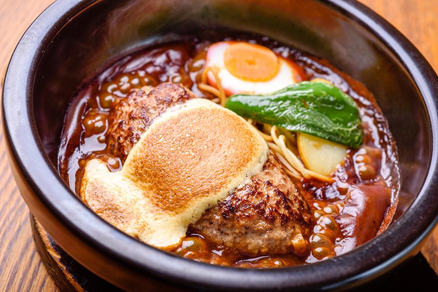山本のハンバーグ 渋谷食堂 山本のハンバーグ
