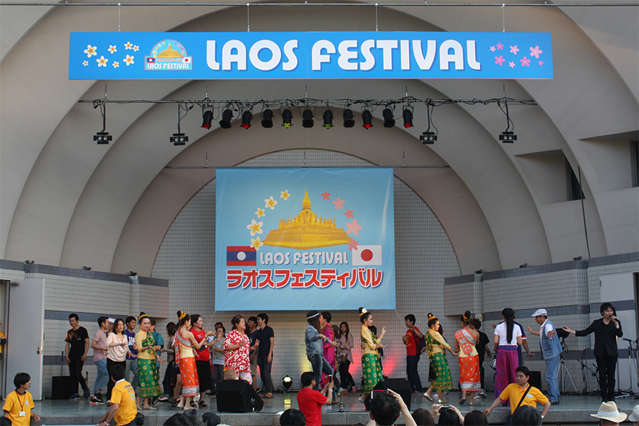 ラオスフェスティバル 2018