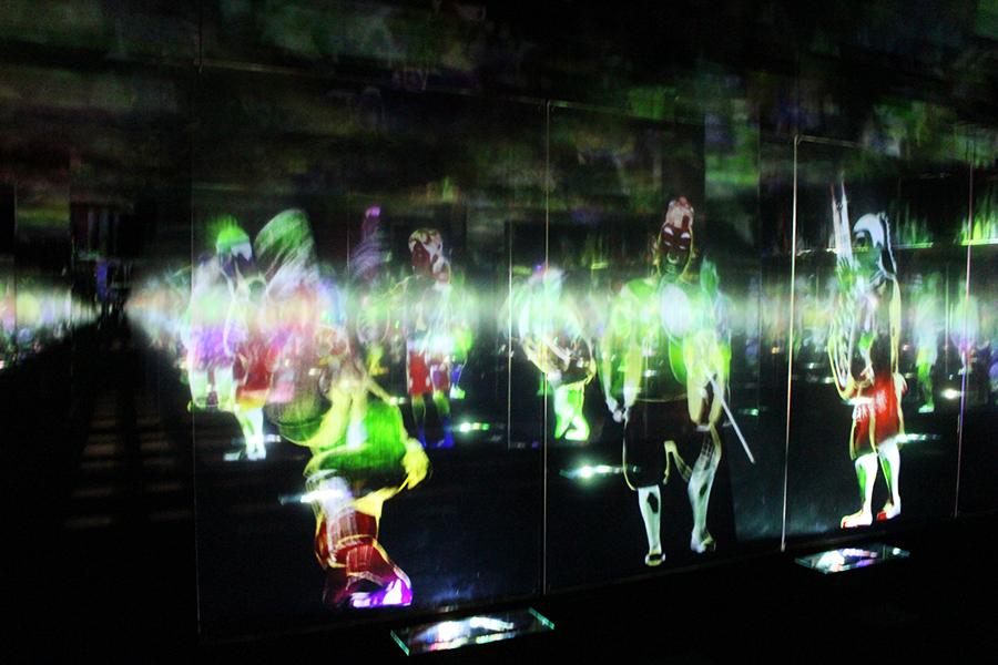 MORI Building DIGITAL ART MUSEUM: EPSON teamLab Borderless_Borderless World