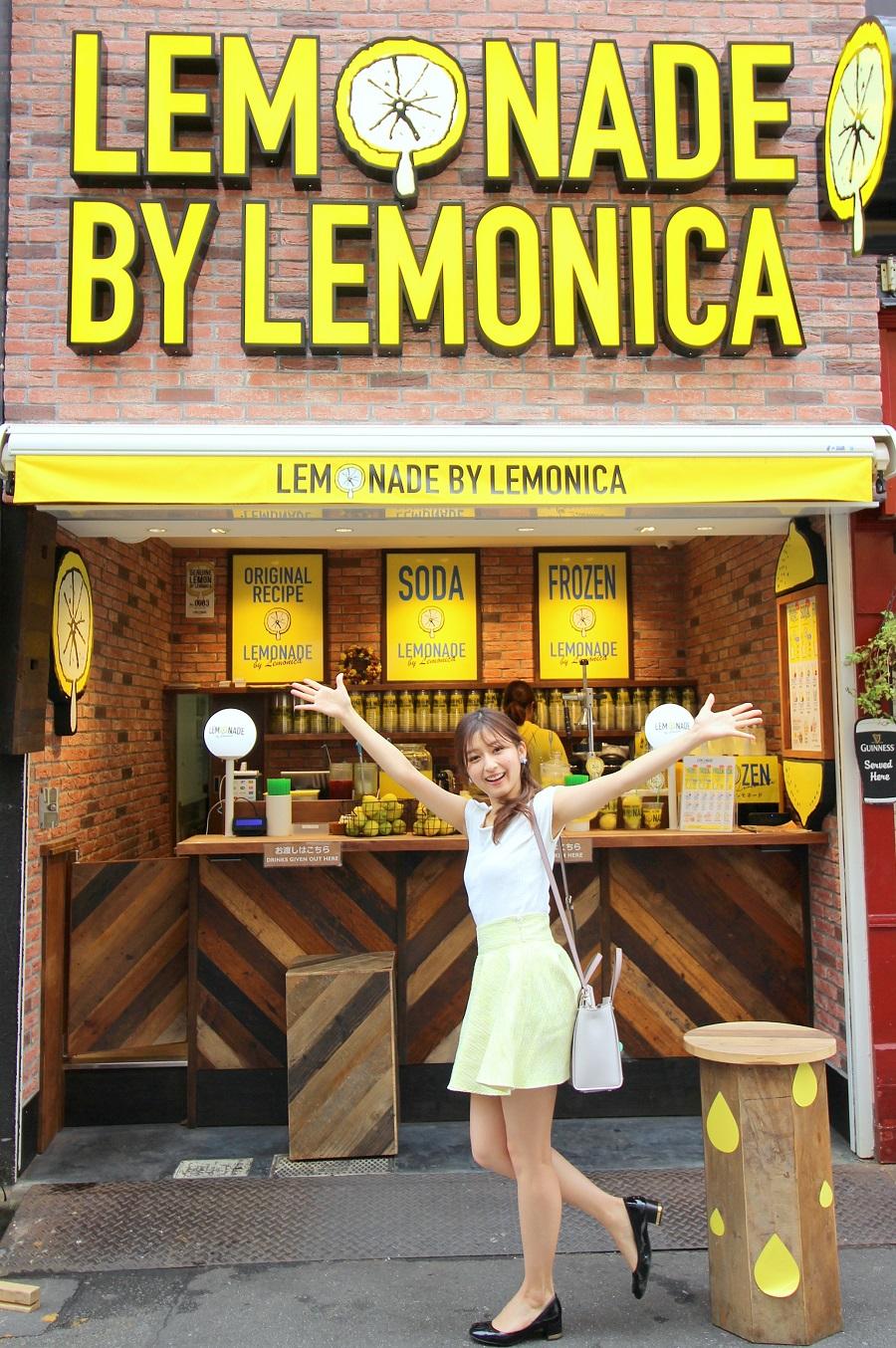 LEMONADE by Lemonica 下北沢店外観