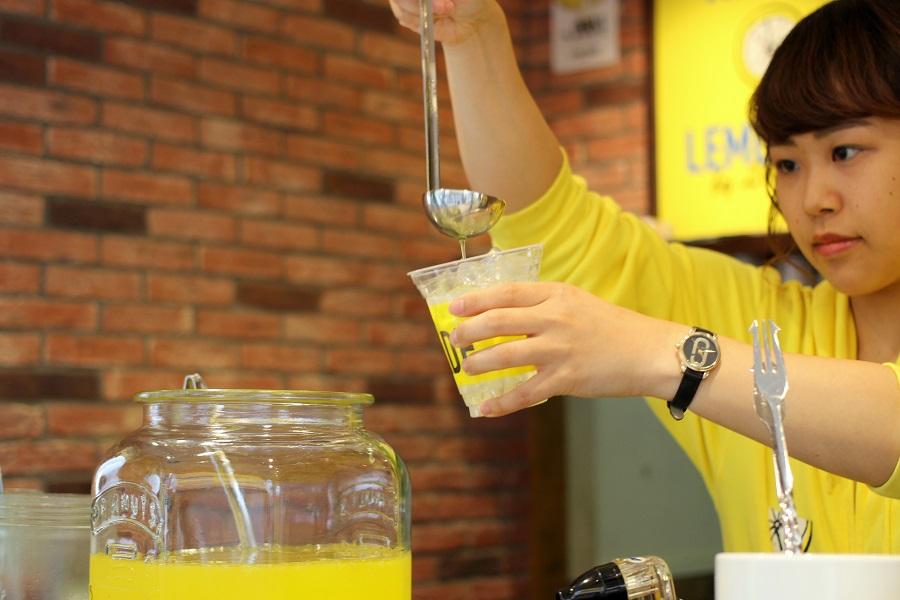LEMONADE by Lemonica 下北沢店シロップ
