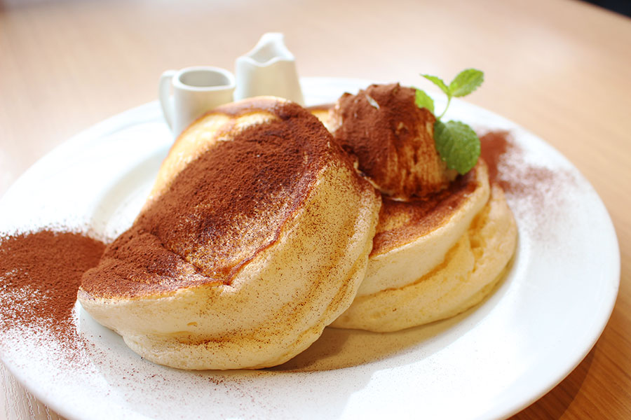 Banks cafe & dining渋谷パンケーキ