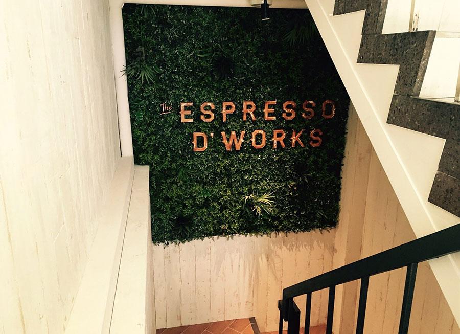 ESPRESSO D WORKS 渋谷