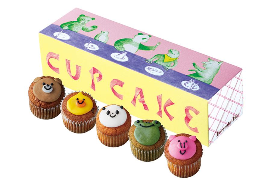 Fairycake Fair ベイクドカップケーキ