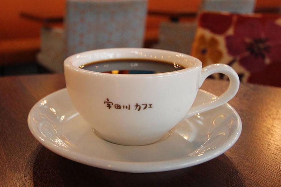 宇田川カフェ LD&K本社下 コーヒー
