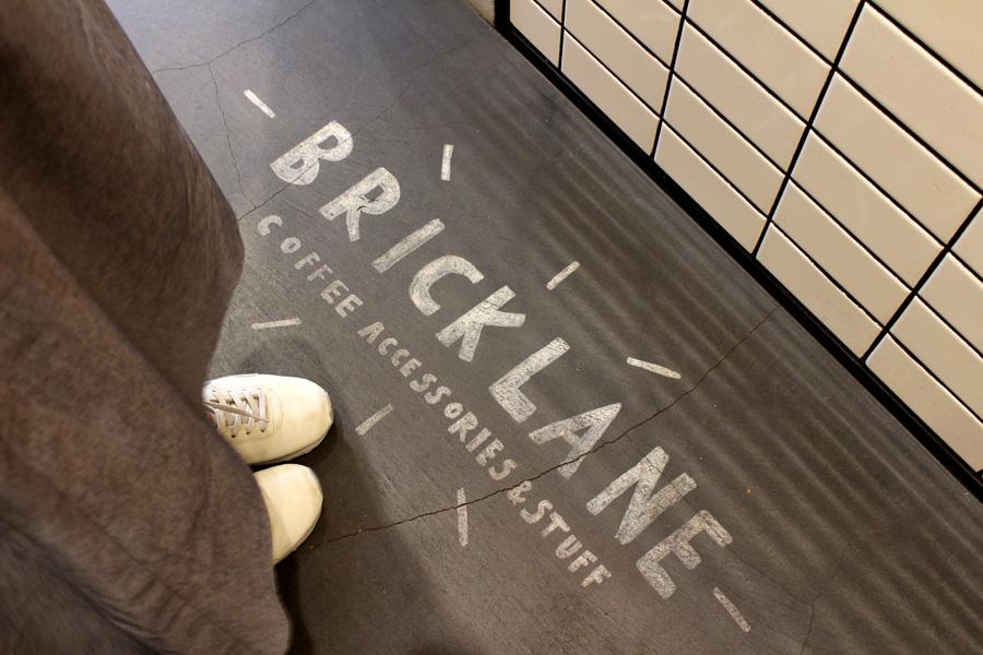 BRICK LANE内観
