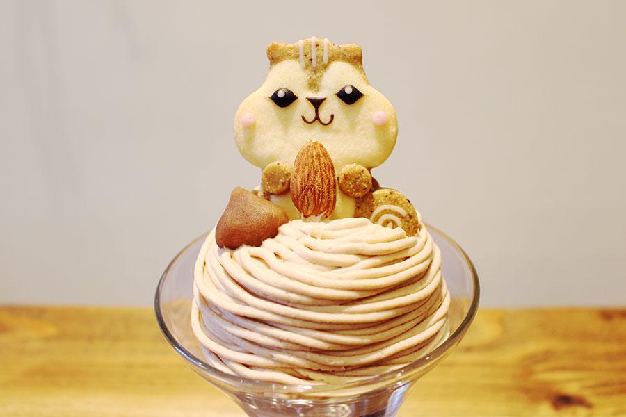 「henteco 森の洋菓子店」