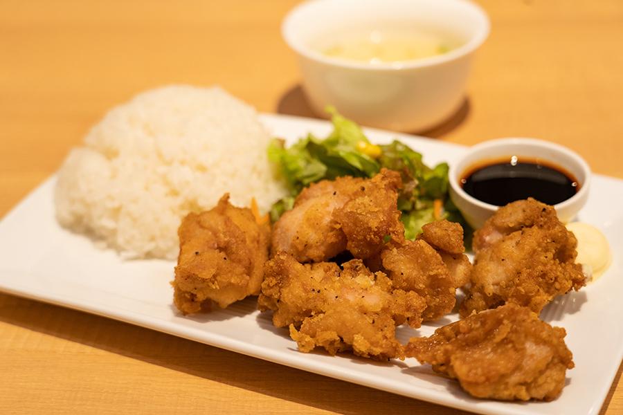「鶏×バル HINAMARU(ヒナマル)」 からあげコンボ