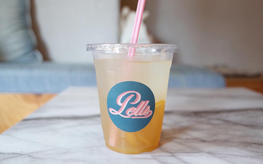 PELLS coffee &bar自家製レモネード