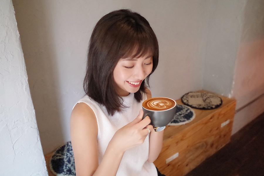 PELLS coffee &barカプチーノ