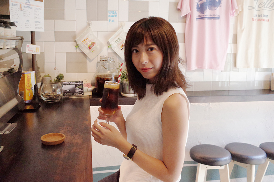 PELLS coffee &barエスプレッソトニック