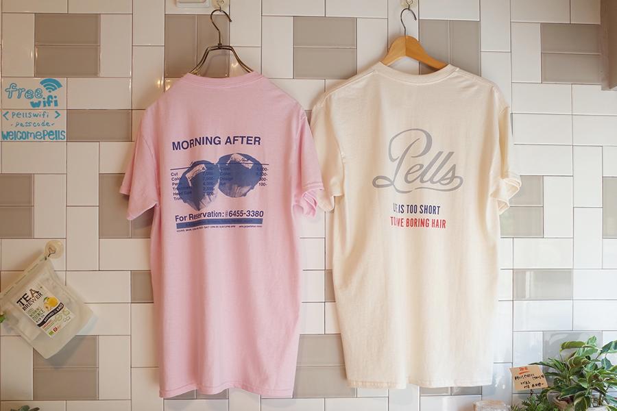 PELLS coffee &barオリジナルTシャツ