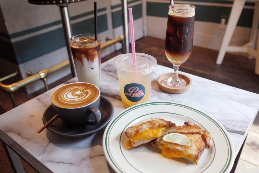 PELLS coffee &bar