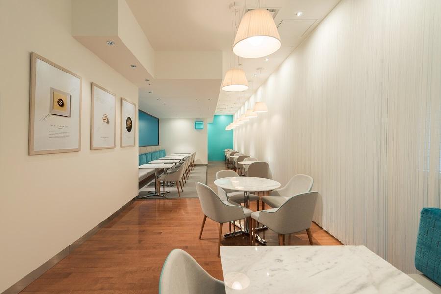 THE CAMPANELLA CAFE 内観