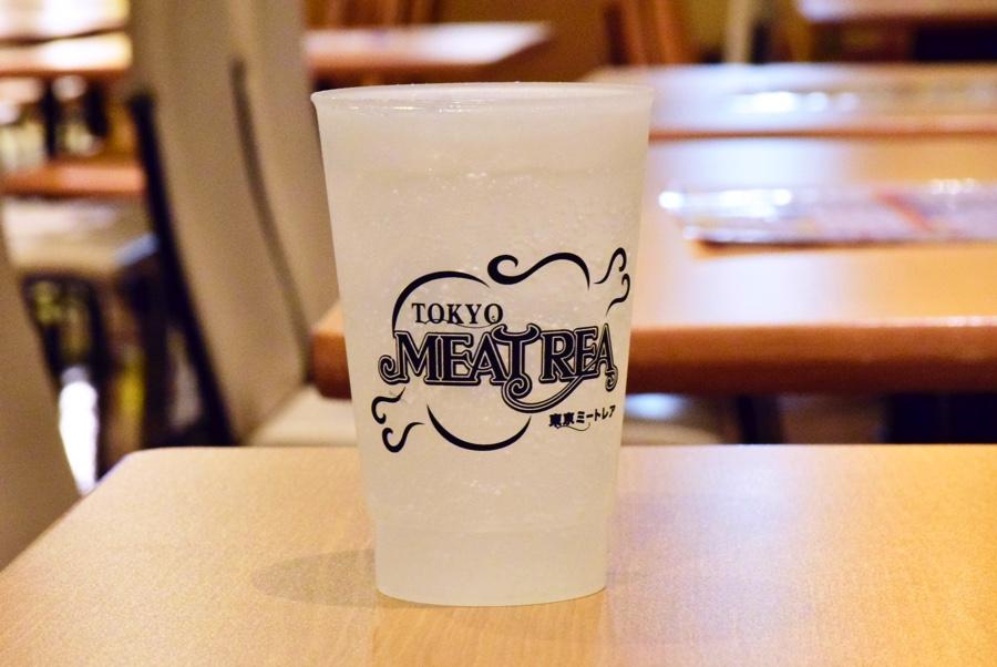 東京ミートレア サウザレモンスカッシュ