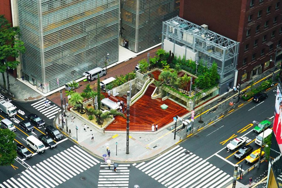 Ginza Sony Park オフィシャル