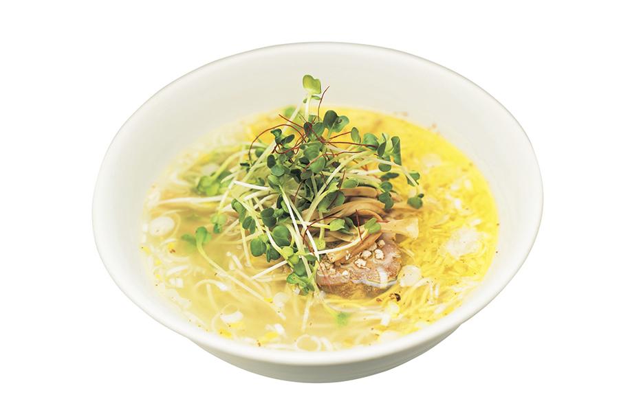 麺屋 Hulu-lu_「塩SOBA 」790円