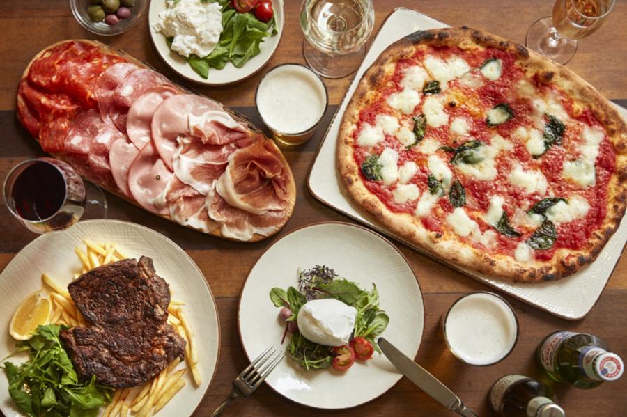 Obicà Mozzarella Bar, Roppongi Hills 「団体パーティープラン」(3,500円~)