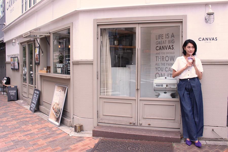 CANVAS TOKYOタピオカミルク