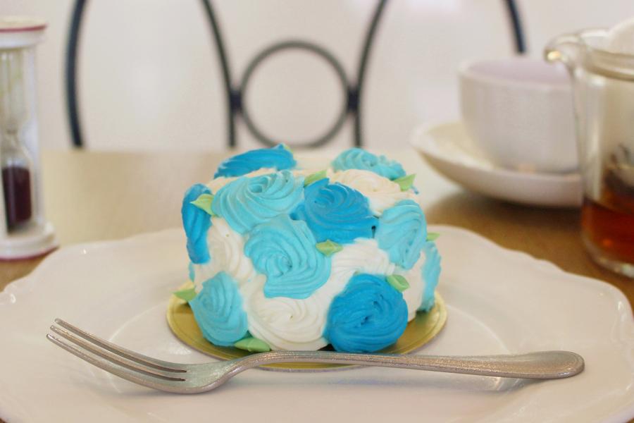 Dolce MariRisaプレミアムストロベリーショートケーキ