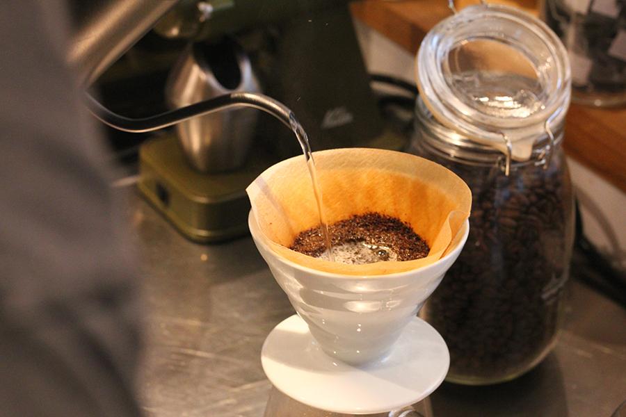 Hama House コーヒー