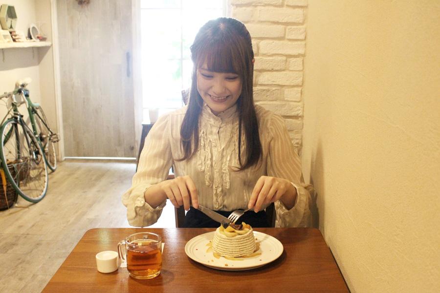 8joursシフォンケーキ