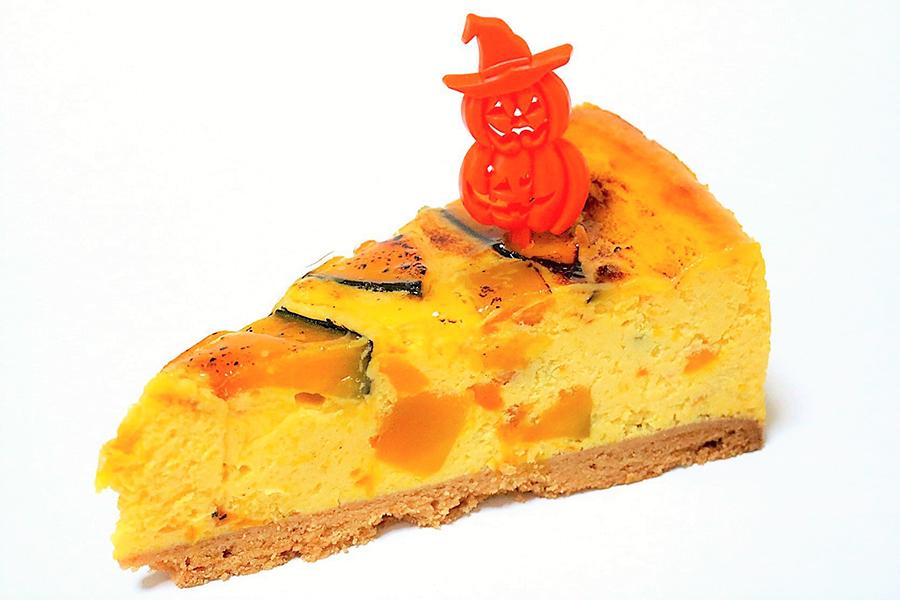 KABOCHA 「カボチャのチーズケーキ」(486円)_1