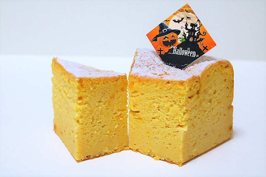 KABOCHA 「カボチャのチーズスフレ」(486円)_2