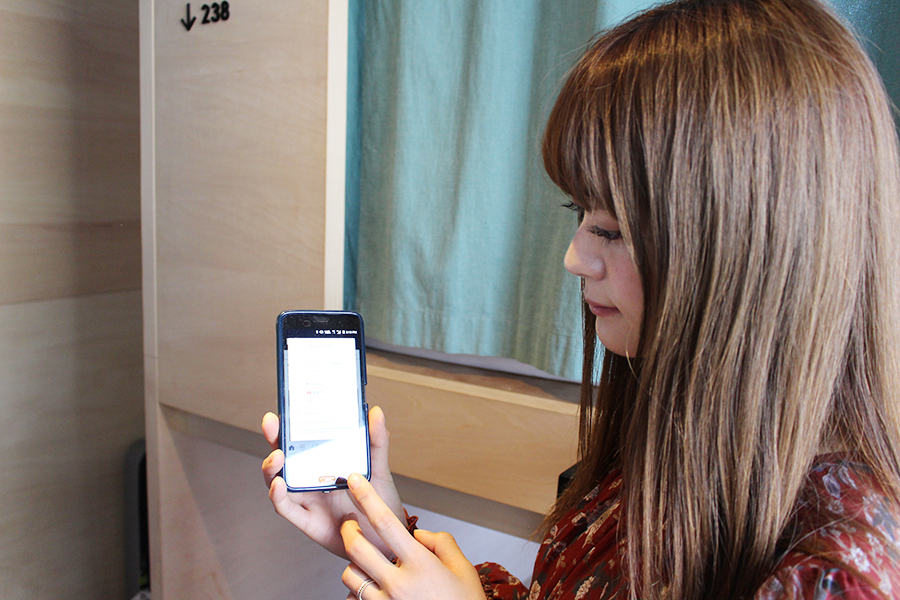 UNPLAN Kagurazaka 無料スマートフォンの「handy」