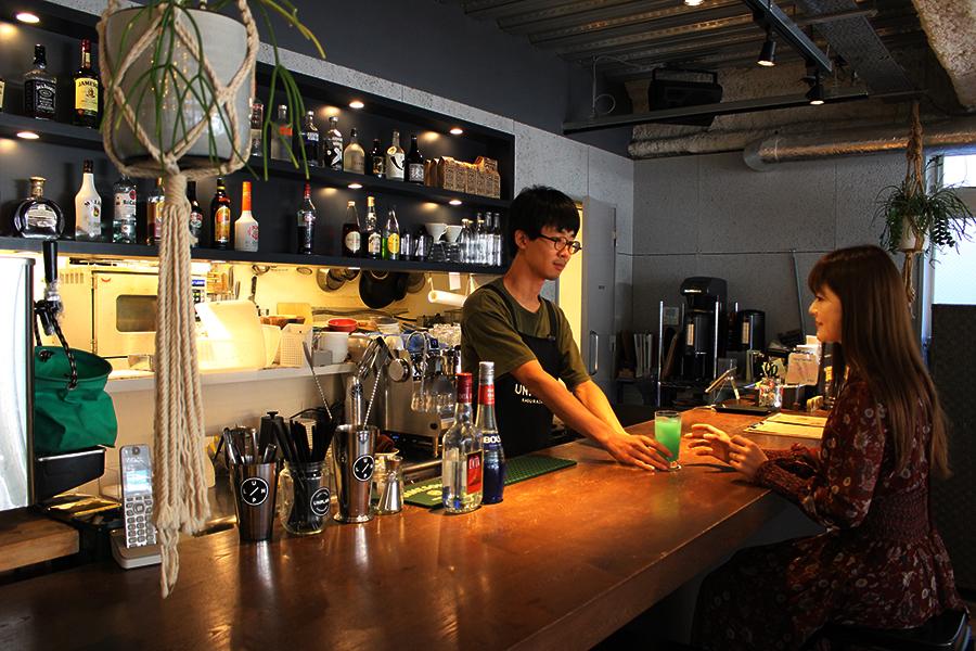 UNPLAN Kagurazaka カフェ&バー3