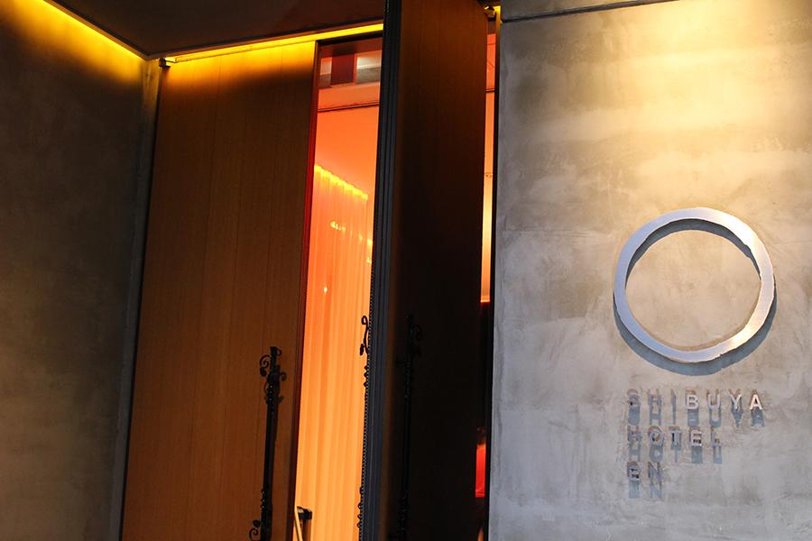 SHIBUYA HOTEL EN 入口