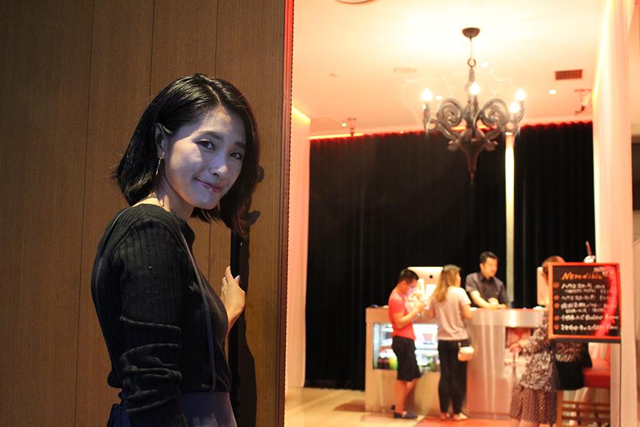 SHIBUYA HOTEL EN エントランス