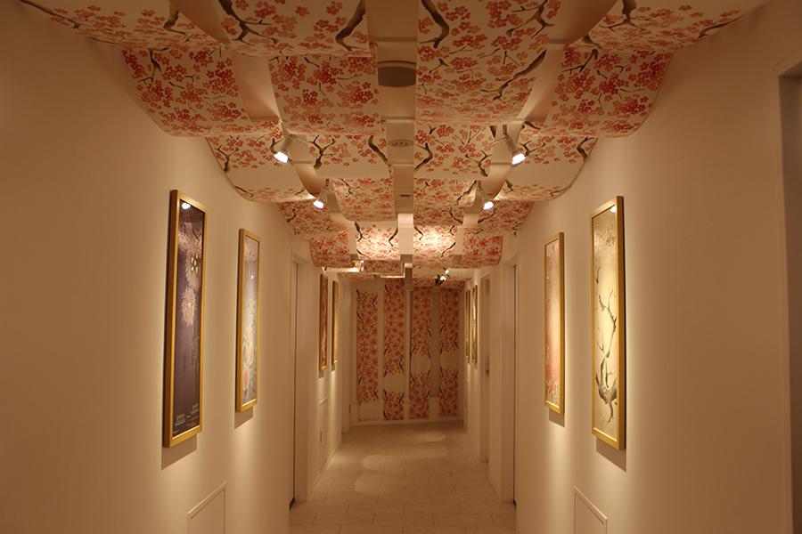 SHIBUYA HOTEL EN 3階廊下_1