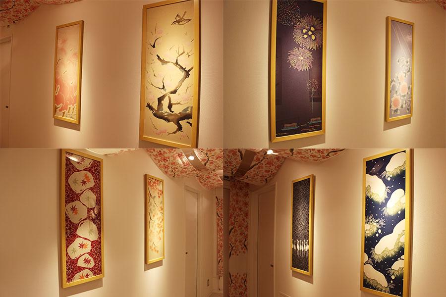 SHIBUYA HOTEL EN 3階廊下_2