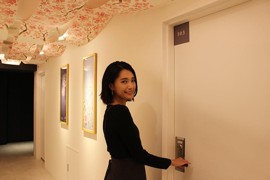 SHIBUYA HOTEL EN 3階廊下_3