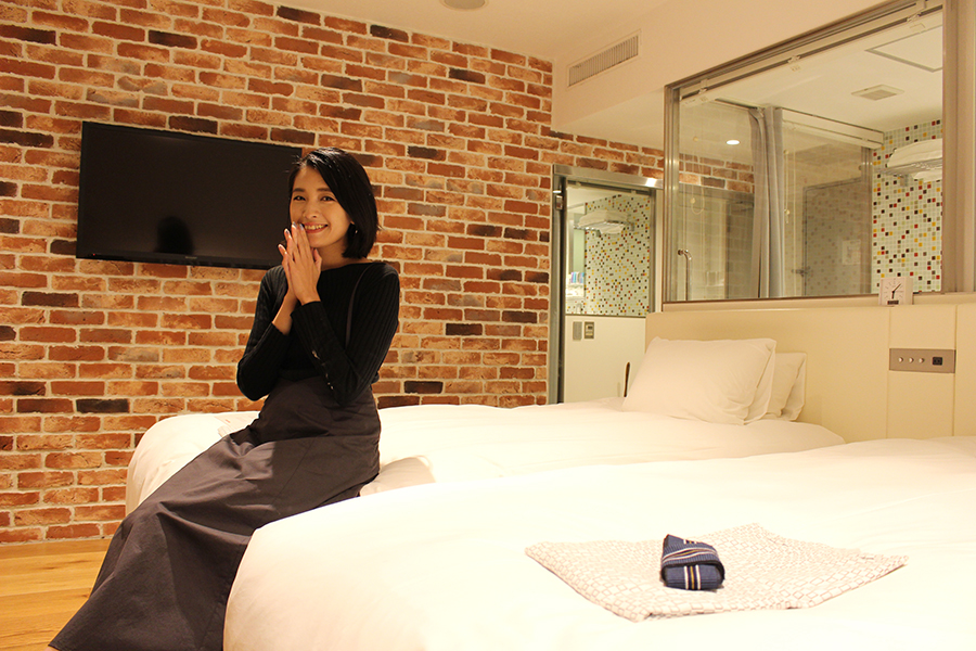SHIBUYA HOTEL EN レンタサイクル