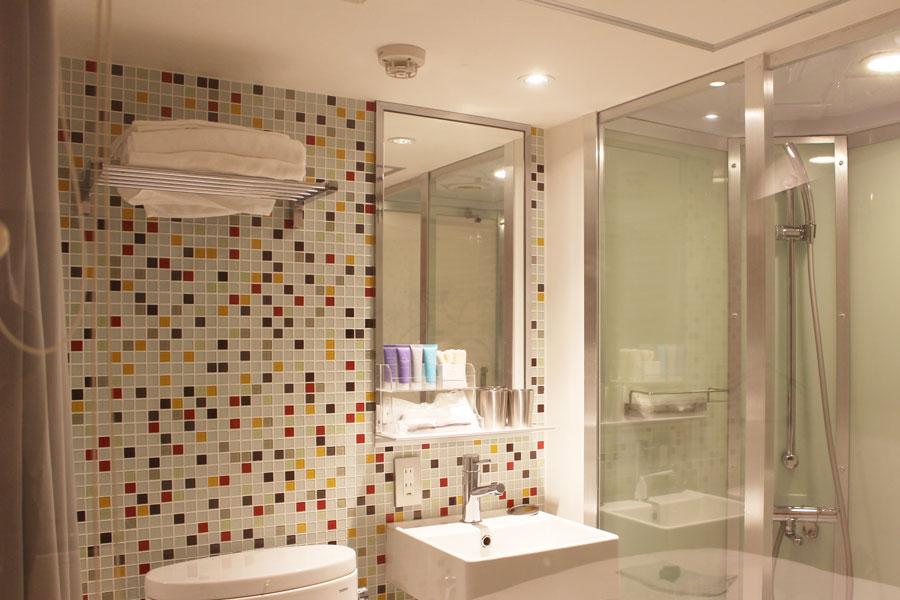 SHIBUYA HOTEL EN シャワールーム