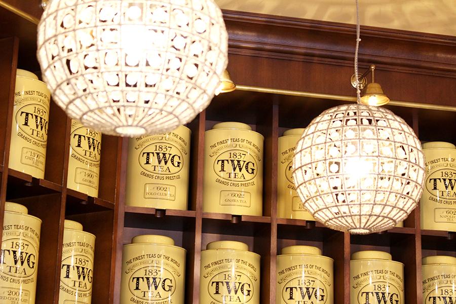 TWG Tea 内観