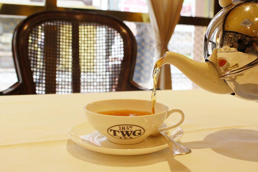 TWG Tea「1837ブラックティー」