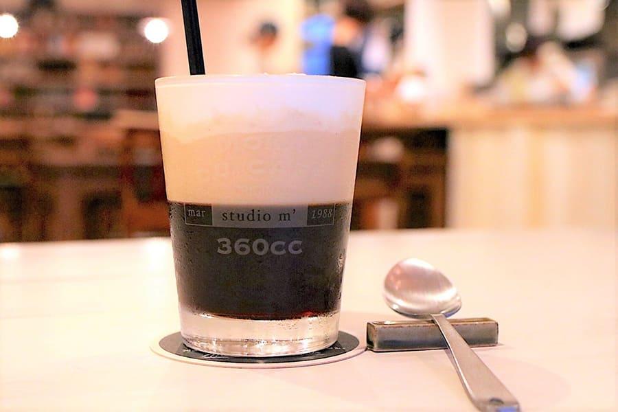 「コーヒーゼリーアイスモカ」(750円)