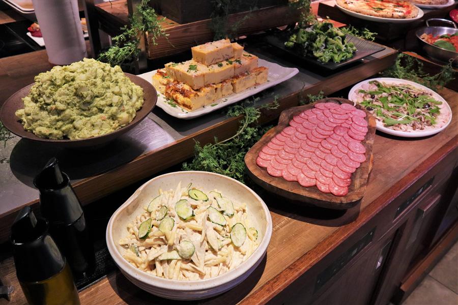 The Kitchen Salvatore Cuomo GINZA前菜