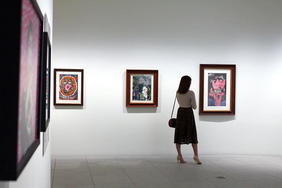 草間彌生美術館 ギャラリー